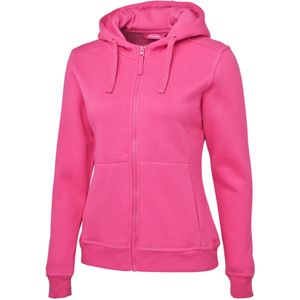 JB's Ladies Full Zip Fleece Hoodie Thumbnail
