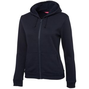 JB's Ladies P/C Full Zip Hoodie Thumbnail