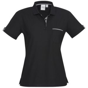 Ladies Edge Polo Thumbnail