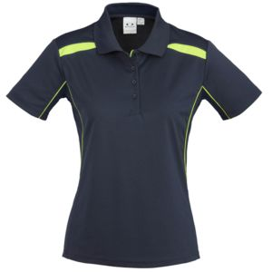 Ladies United Short Sleeve Polo Thumbnail