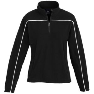 Ladies Core Micro Fleece Jumper Thumbnail