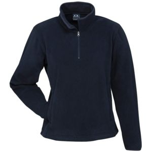 Ladies Trinity 1/2 Zip Pullover Thumbnail