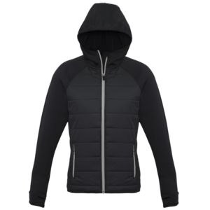 Ladies Stealth Tech Hoodie Thumbnail
