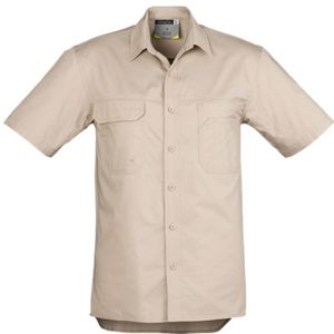 Syzmik Light Weight Tradie Shirt Thumbnail