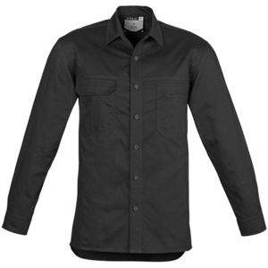 Syzmik Light Weight Tradie L/Shirt Thumbnail