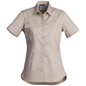 Womens Lightweight Tradie Shirt Thumbnail