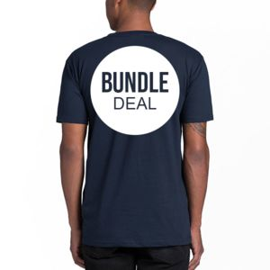 x10 Bundle Staple Tee Thumbnail