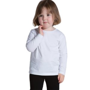 AS Colour Kids Long Sleeve Tee (Mid-weight) Thumbnail