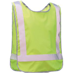 Poncho Safety Vest (Australian Made) Thumbnail