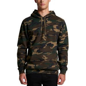 AS Colour Stencil Camo Hoodie Thumbnail