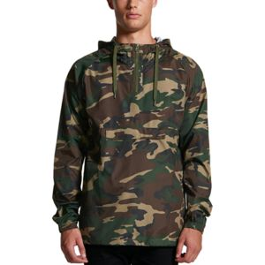 AS colour Cyrus Camo Windbreaker Thumbnail