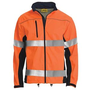 Bisley Soft Shell Jacket Mens Thumbnail