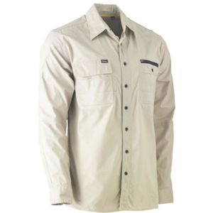 Bisley Flex & Move Utility Long Sleeve Shirt Thumbnail