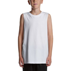 AS Colour Youth Barnard Tank (Mid Weight) Thumbnail