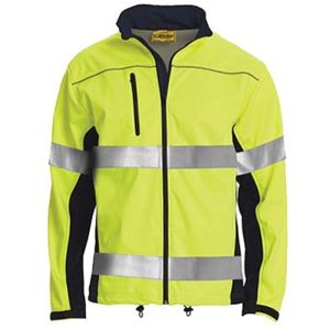 Bisley 3M Taped Soft Shell Jacket Thumbnail