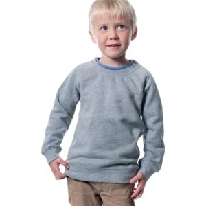 AS Colour 3017 Kids Crew Jumper Thumbnail