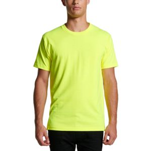 AS Colour 5050F Hi Vis Block Tee Thumbnail