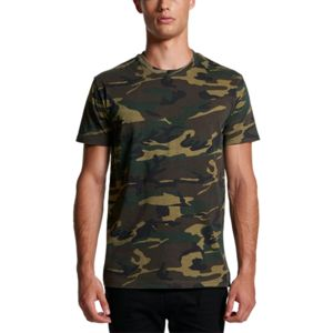 AS Colour 5001C Staple Camo Tee Thumbnail