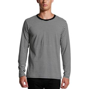 AS Colour 5061 Bowery Stripe Long Sleeve Tee Thumbnail