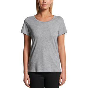 AS Colour 4011 Womens Shallow Scoop Tee Thumbnail