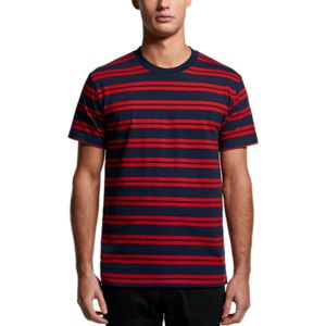 AS Colour 5044 Classic Stripe Tee Thumbnail