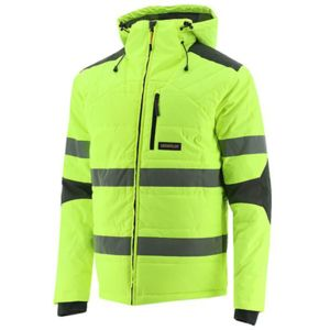 CAT Hi Vis Boreas Jacket Taped Thumbnail