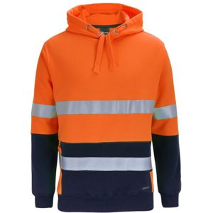 JB's Hi Vis Fleecy Hoodie Taped Thumbnail